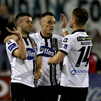 Dundalk secure local bragging rights and ensure an intriguing trip to Cork on Monday