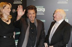 In photos: Al Pacino arrives for JDIFF screening of Wilde Salome