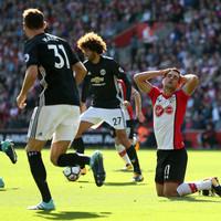 As it happened: Southampton vs Man United, Premier League