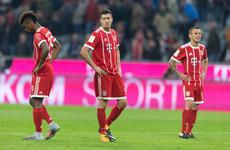 Manuel Neuer's absence keenly felt as replacement goalkeeper's howler costs Bayern