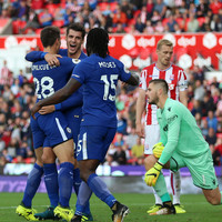 Magic Morata continues stunning goalscoring form as Chelsea thump Stoke