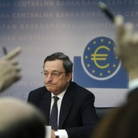 ECB steers clear of bond-buying for first time since August