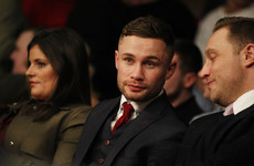 Carl Frampton signs up with promoter Frank Warren after split with the McGuigans