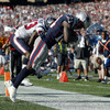 Watch: Tom Brady magic touchdown pass rescues Patriots from defeat