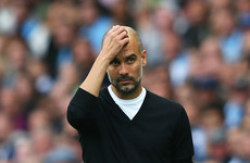 Guardiola laughs off suggestion Chelsea or Man United will fear in-form Manchester City