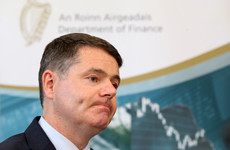 Paschal Donohoe begins transfer of Diageo shares into wife's name ahead of Budget