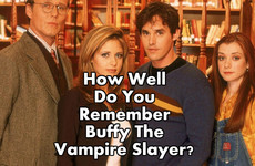 How Well Do You Remember Buffy The Vampire Slayer?