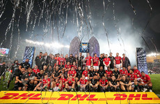 Lions cut fixtures for 2021 South Africa tour - reports