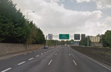 Man in his 30s killed after car veers into stone wall on dual carriageway