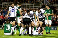 Cork City's title celebrations put on hold as Dundalk dig out late equaliser