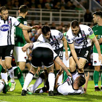 Cork City's title celebrations put on hold as Dundalk dig out late equaliser