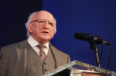 Most Irish people have no worries about Michael D's age if he runs for President again