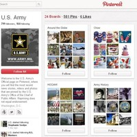 In pictures: The US Army's guide to Pinterest