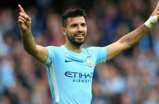 'The only one who is world class, or has been world class, is Aguero'