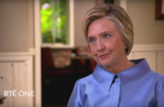 Hillary Clinton tells Ryan Tubridy about the 'painful' night she lost the election