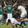 A huge majority of Irish people are in favour of Ireland's bid for the Rugby World Cup