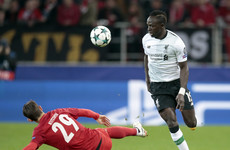 As it happened: Spartak Moscow v Liverpool, Champions League