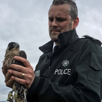 PSNI successfully use drones to keep watch over peregrine crime hot-spots
