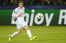 Gareth Bale conjured an absolute stunner for Real Madrid tonight