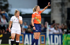 More history to be made by Joy Neville as she'll take charge of men's international
