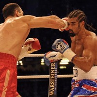 Counted out: Haye will not fight again - Booth