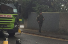Army bomb disposal team dealing with incident in Dublin's Herbert Park