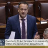 Varadkar surprised that the opposition are 'more obsessed about his PR than he is'