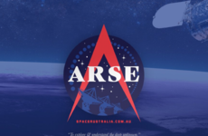 People are uncertain whether Australia actually named its space programme ARSE