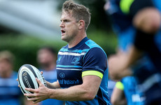 Jamie Heaslip left out of Leinster's Champions Cup squad