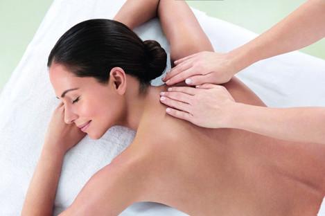Elemis Balinese Shoulder Treatment at The Rose Hotel.