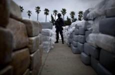 Huge marijuana haul in Mexico