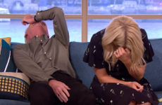 Holly and Phil completely lost the plot over a couple who have '18 hour orgasms' on This Morning