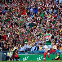 'We're a weird auld bunch but we stick together' - the confidence that Mayo will go again in 2018