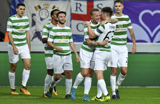 Three and easy for Celtic as Rodgers' side get campaign up and running in Anderlecht