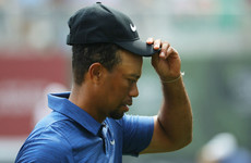 Tiger admits his long golf career may actually be over