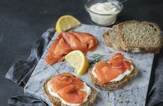 DELUXE Irish Organic Smoked Salmon