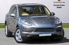 This Porsche Cayenne is a fun, fast and family friendly cruiser