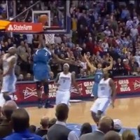 Is this game-losing dunk the dumbest play of the NBA season?