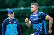 Heaslip may be forced to have another back procedure as Cullen asks for patience