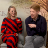 Domhnall Gleeson's hidden talent is armpit farting and Margot Robbie can't cope with it