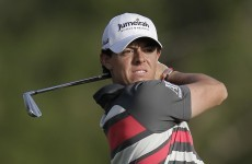 Within touching distance: Rory McIlroy shrugs off world No 1 talk