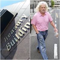 Nama employee: 'The request is from Mick Wallace so trying to close off angles of attack in advance'