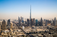 Two Irish people have died in Dubai
