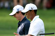 Woods has 'nothing to prove', says McIlroy