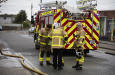 Man in his 60s dies in Dublin house fire