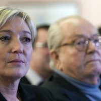 French far right presidential candidate must reveal her backers