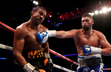 Heavyweight rematch between Bellew and Haye announced for December