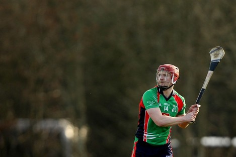 Joe Canning in the colours of Limerick IT (file photo).