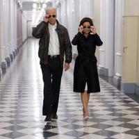 Joe Biden shared the nicest photo of Julia Louis-Dreyfus after her cancer diagnosis