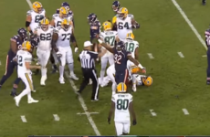 Watch: This reckless tackle throws up fresh concerns about concussion in the NFL